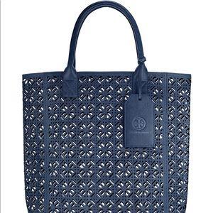 Tory burch Bag Purse New Tote Blue